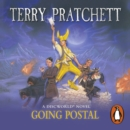 Going Postal : (Discworld Novel 33) - eAudiobook