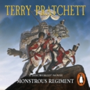 Monstrous Regiment : (Discworld Novel 31) - eAudiobook