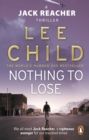 Nothing To Lose : (Jack Reacher 12) - eBook
