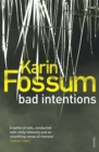 Bad Intentions - eBook