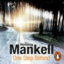 One Step Behind : Kurt Wallander - eAudiobook