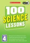 100 Science Lessons: Year 4 - Book