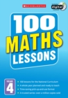 100 Maths Lessons: Year 4 - Book