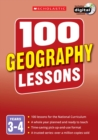 100 Geography Lessons: Years 3-4 - Book