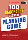 100 Geography Lessons: Planning Guide - Book