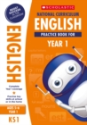 National Curriculum English Practice Book for Year 1 - Book