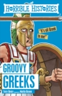 Horrible Histories : Groovy Greeks - eBook