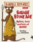 Horrible Histories : Savage Stone Age - eBook