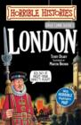 Horrible Histories Gruesome Guides : London - eBook