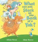 What can you Stack on the Back of a Yak? - Book