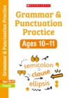 Grammar and Punctuation Year 6 Workbook - Book