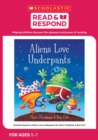 Aliens Love Underpants - Book