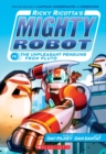 Ricky Ricotta's Mighty Robot vs the Un-Pleasant Penguins from Pluto - Book