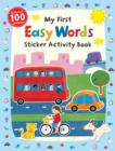 My First Easy Words Sticker Activity Book - Book