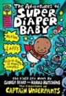 The Adventures of Super Diaper Baby - Book