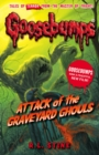 Attack Of The Graveyard Ghouls - Book