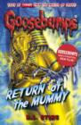 Return of the Mummy - Book