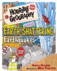 Earth-Shattering Earthquakes - Book