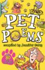 Pet Poems - Book