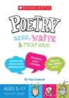 Poetry Teacher's Book (Ages 5-11) - Book