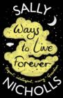Ways to Live Forever - Book