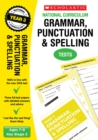 Grammar, Punctuation and Spelling Test - Year 3 - Book