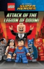 LEGO  DC SUPERHEROES: Attack of the Legion of Doom! - Book