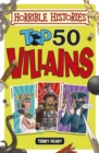 Top 50 Villains - Book