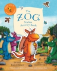 Zog Sticker Activity Book - Book