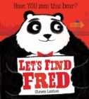 Let's Find Fred - Book