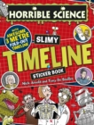 Slimy Timeline Sticker Book - Book