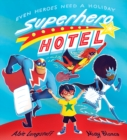 Superhero Hotel - Book