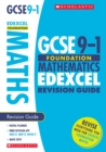 Maths Foundation Revision Guide for Edexcel - Book