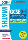 Maths Foundation Revision Guide for All Boards - Book