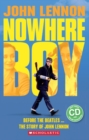 John Lennon: Nowhere Boy (Book & CD) - Book