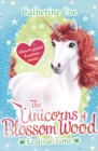 The Unicorns of Blossom Wood - Festival Time - Book