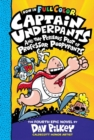 Captain Underpants and the Perilous Plot of Professor Poopypants Colour Edition - Book