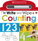 Write and Wipe: Counting - Book