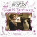Fantastic Beasts and Where to Find Them: Colouring and Creativity Book: Fashion Sketchbook - Book