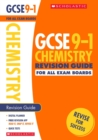 Chemistry Revision Guide for All Boards - Book