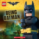 The LEGO Batman Movie: Being Batman - Book