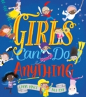 Girls Can Do Anything! - Book
