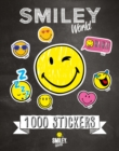 1000 Stickers - Book