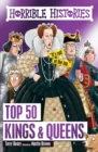 Top 50 Kings and Queens - Book