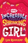 The Incredible Shrinking Girl - Book