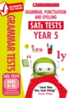 Grammar, Punctuation and Spelling Test - Year 5 - Book