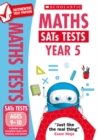 Maths Test - Year 5 - Book