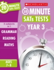 Grammar, Reading and Maths Year 3 - Book