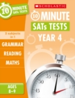 Grammar, Reading and Maths Year 4 - Book