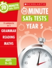 Grammar, Reading and Maths Year 5 - Book